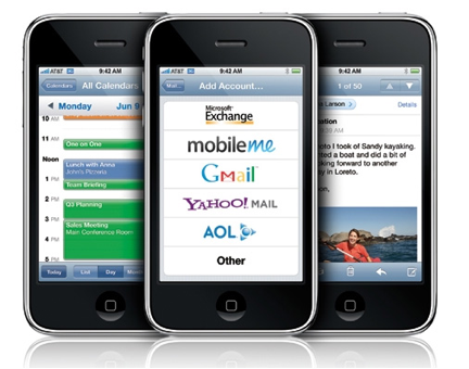 Mobile Email