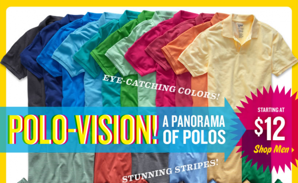 Old Navy Polos